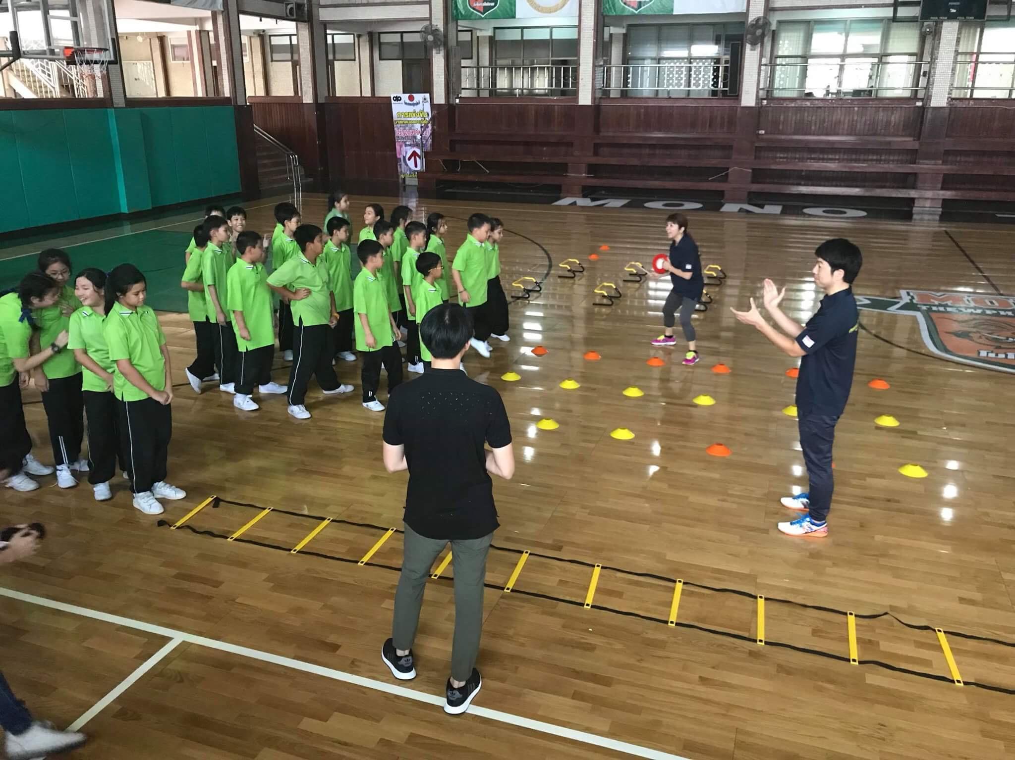 トレーニング指導 inバンコク(2017)