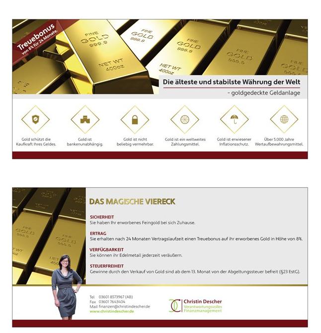 Anlage Rendite Goldanlage Zinsen