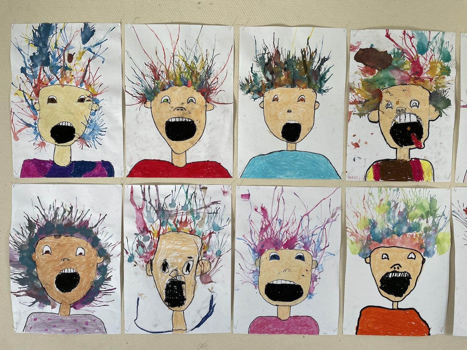 Jedes Kind ist ein Künstler