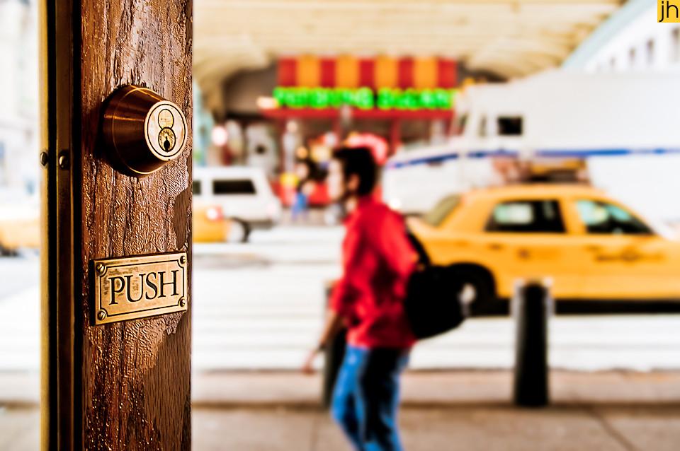 USA, New York City, Grand Central Station - © JOANNA HAAG