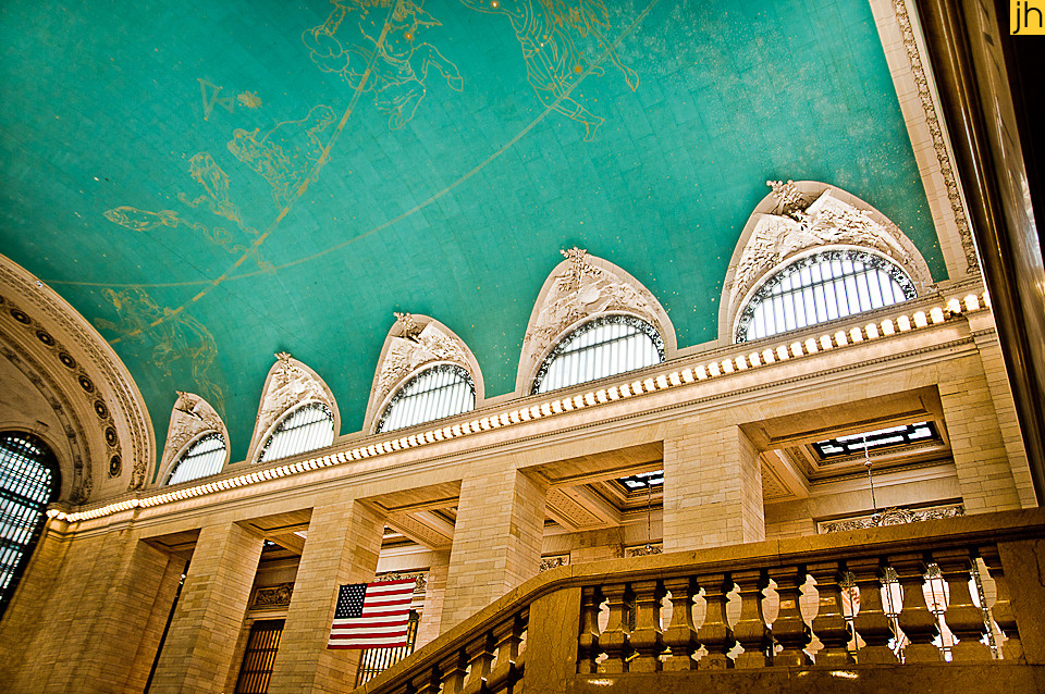 USA, New York City, Grand Central Station - © JOANNA HAAG