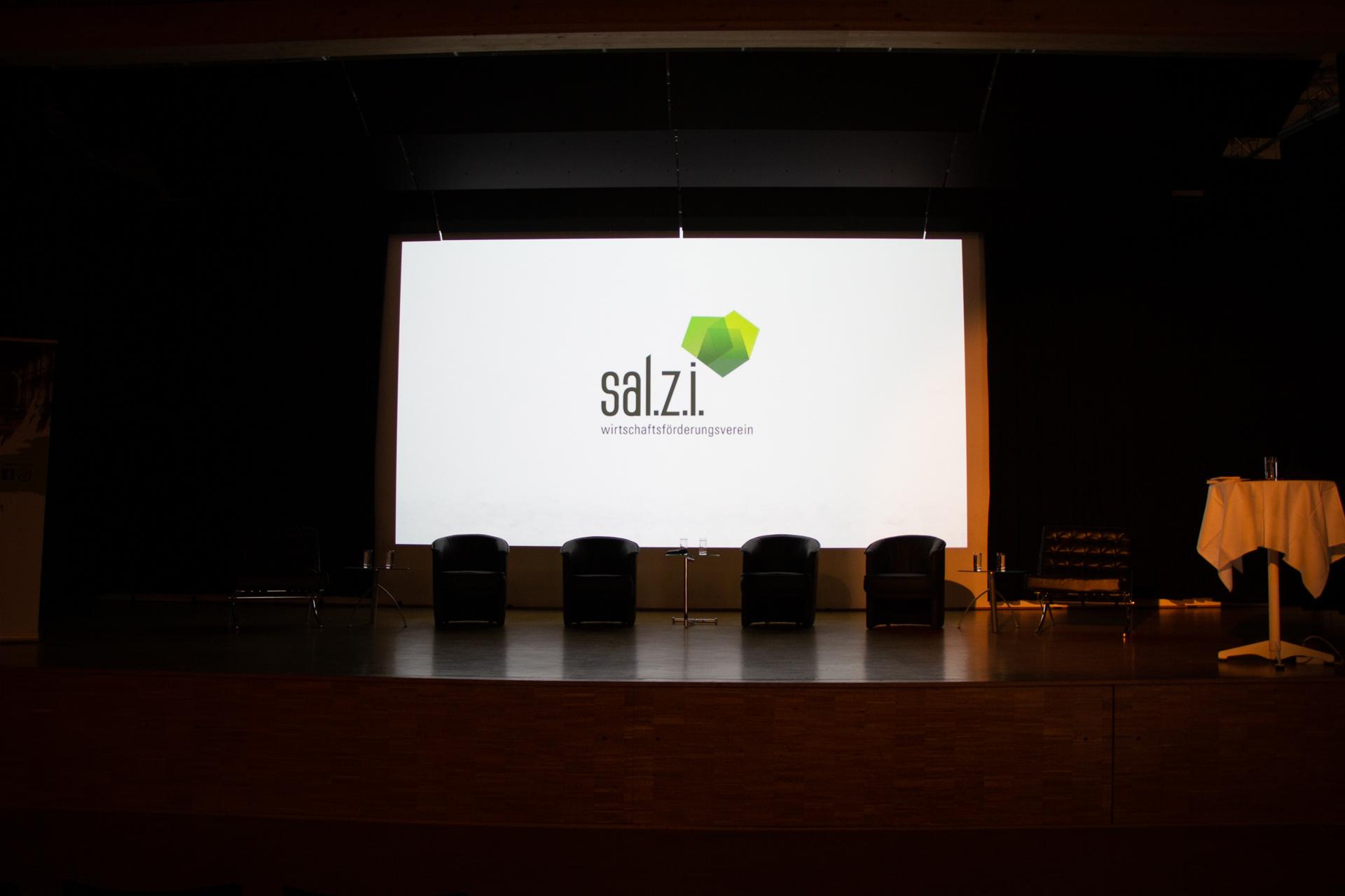 Podium sal.z.i. Forum  (Foto © sal.z.i.)
