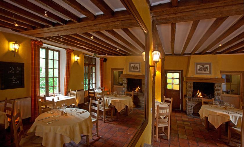 L 39 auberge de la chapelle restaurant gastronomique milon la chapelle l 39 auberge de la - Restaurant porte de la chapelle ...