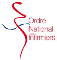 logo odre national des  infirmiers