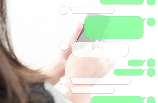 詐欺のショートメールとヤマト運輸のLINE通知