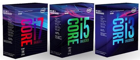 インテルCoreシリーズCPU