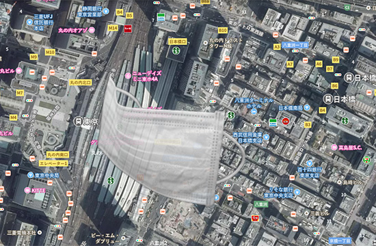 Yahoo!JAPANの混雑レーダー