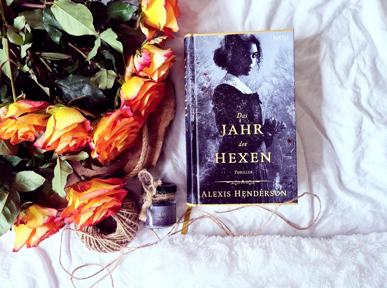 Rezension|Das Jahr der Hexe von Alexis Henderson