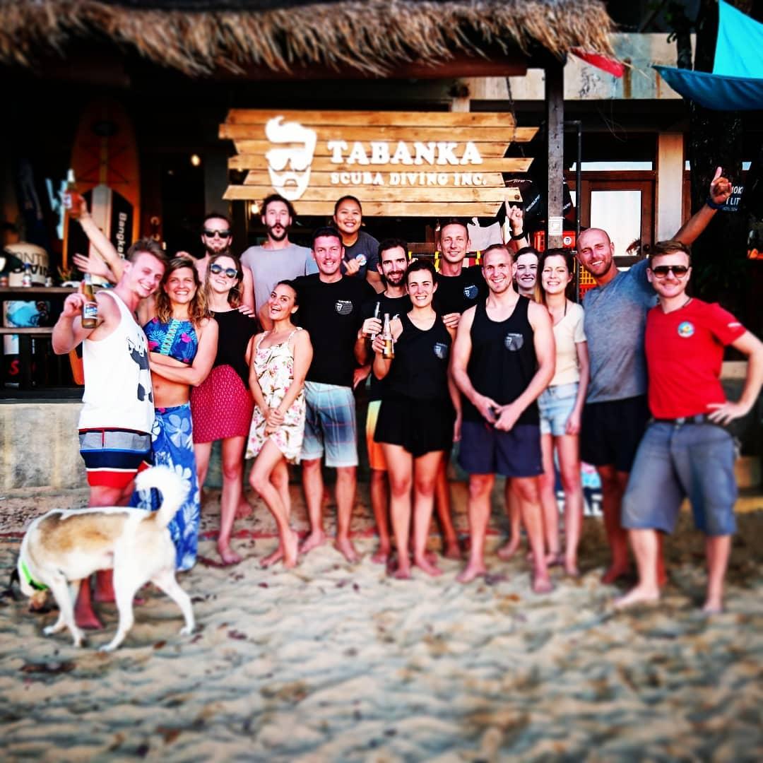 Meet Tabanka Divers - Contact us now
