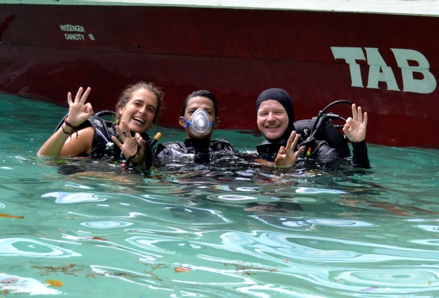 Continue your education and become a PADI Rescue Diver...