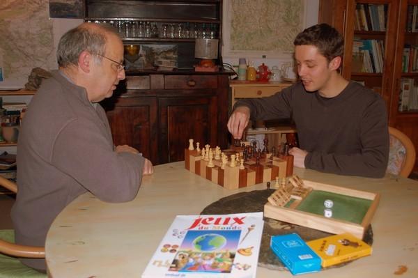 Gîte l'Hospitalité Les jeux  Andorre-Pyrénées