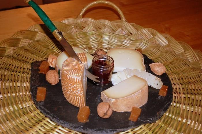 Gîte l'Hospitalité Fromages de l'Ariège (Bethmale) Andorre-Pyrénées