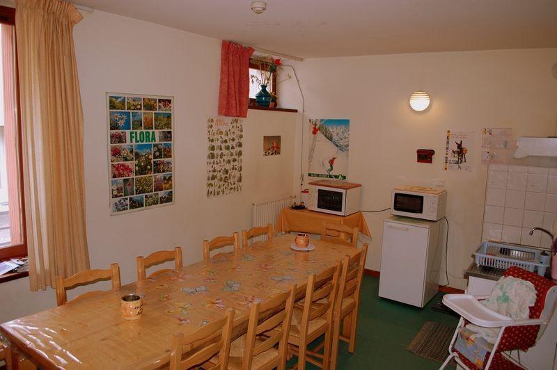 Gîte l'Hospitalité Cuisine gestion libre  Andorre-Pyrénées