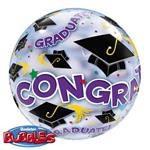 Bubble Balloon Congratulations