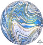 Orbz Blue Marble Balloon