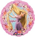 """18"""" Foil Balloon Tangled"""