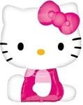 Small Foil Balloon Hello Kitty