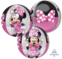 Orbz Minnie Mouse