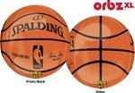 Orbz Basketball Balloon