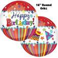 Orbz Birthday Balloon