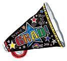 Small Foil Balloon Graduation