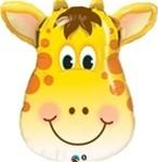 Small Foil Balloon Giraffe