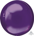 Orbz Purple Balloon