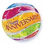 Bubble Balloon Anniversary