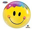 Bubble Balloon Smiley Face