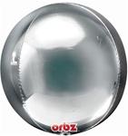Orbz Silver Balloon