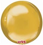 Orbz Gold Balloon