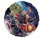 Small Foil Balloon Avengers