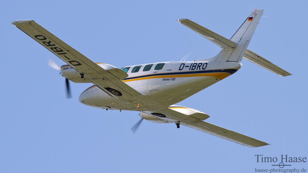 02.05.12 Cessna T303 Crusader ( D-IBRO )