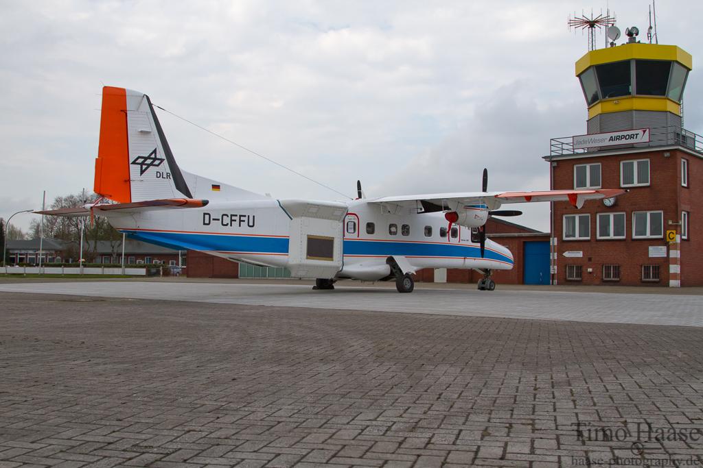 12.04.12 Dornier Do-228-212 ( D-CFFU ) der DLR