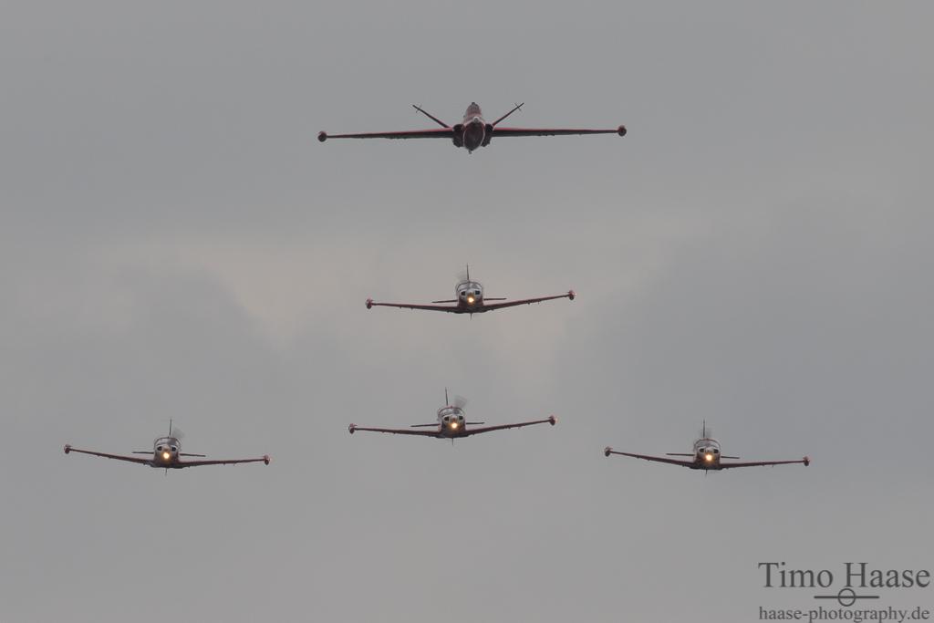 Fougar und die Red Devils