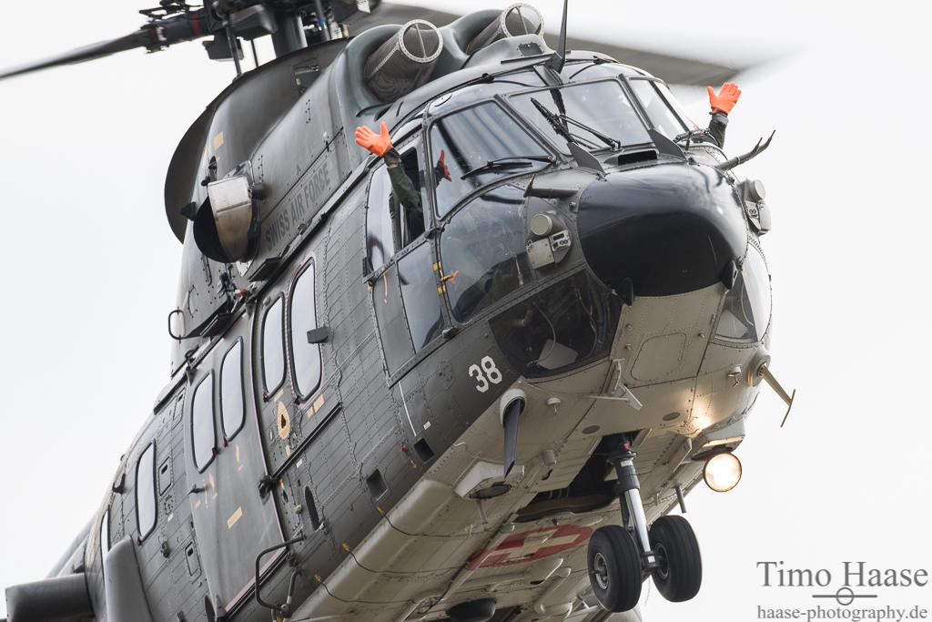 Eurocopter Super Puma T-338