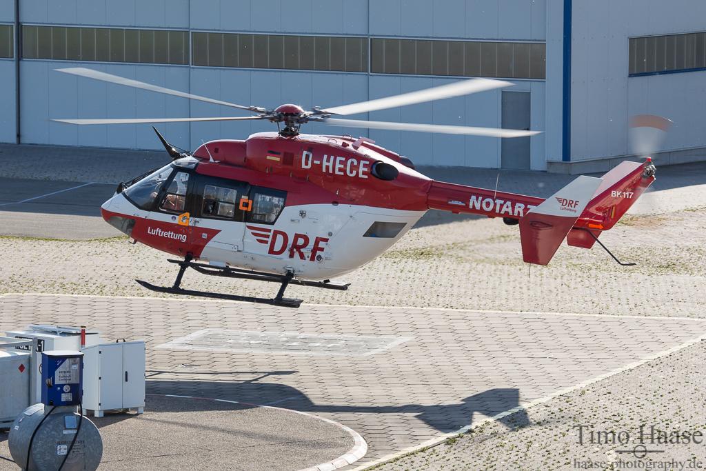 03.08.13 MBB BK117B-2 ( D-HECE ) der DRF