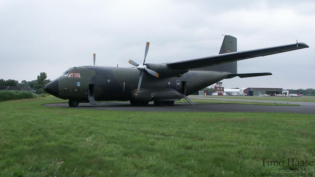 29.06.07 Transall C-160D ( 50+99 ) der Deutschen Luftwaffe