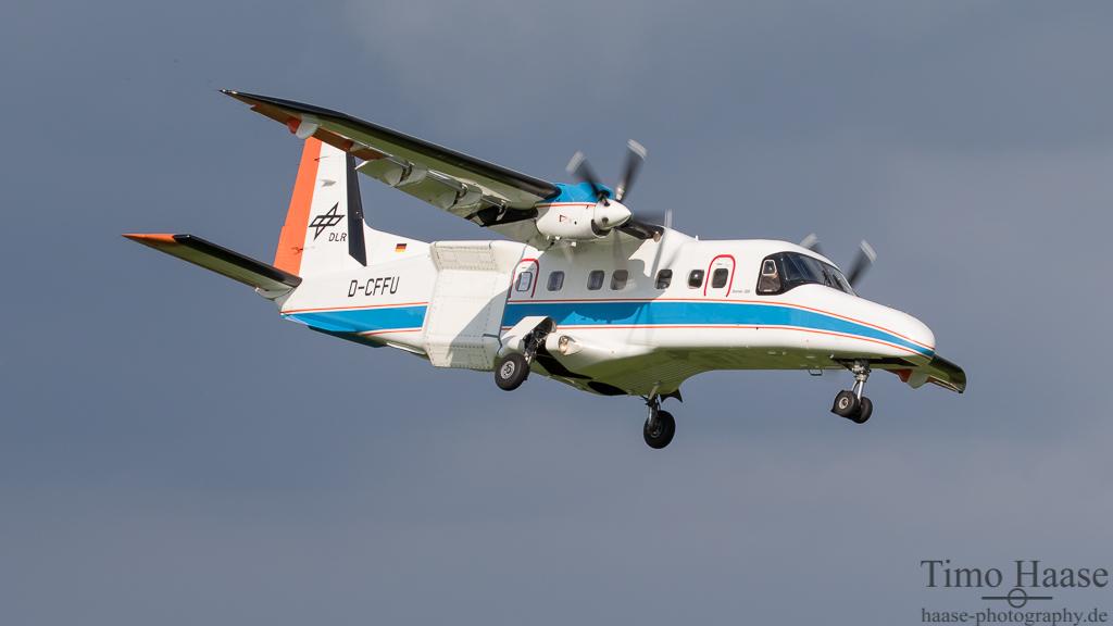 29.06.16 Dornier Do-228-212 ( D-CFFU ) der DLR