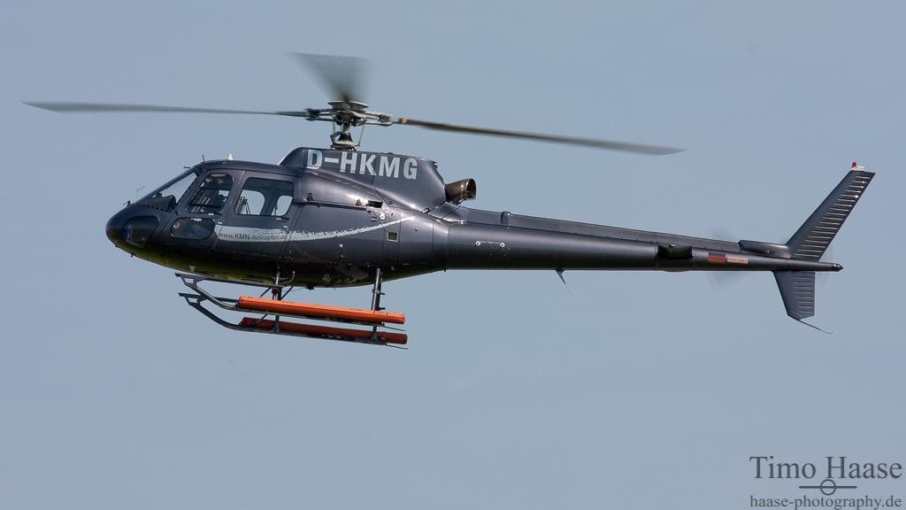 28.04.10 Aerospatiale AS-350 BA Ecureuil ( D-HKMG ) der KMN koopmann helicopter GmbH