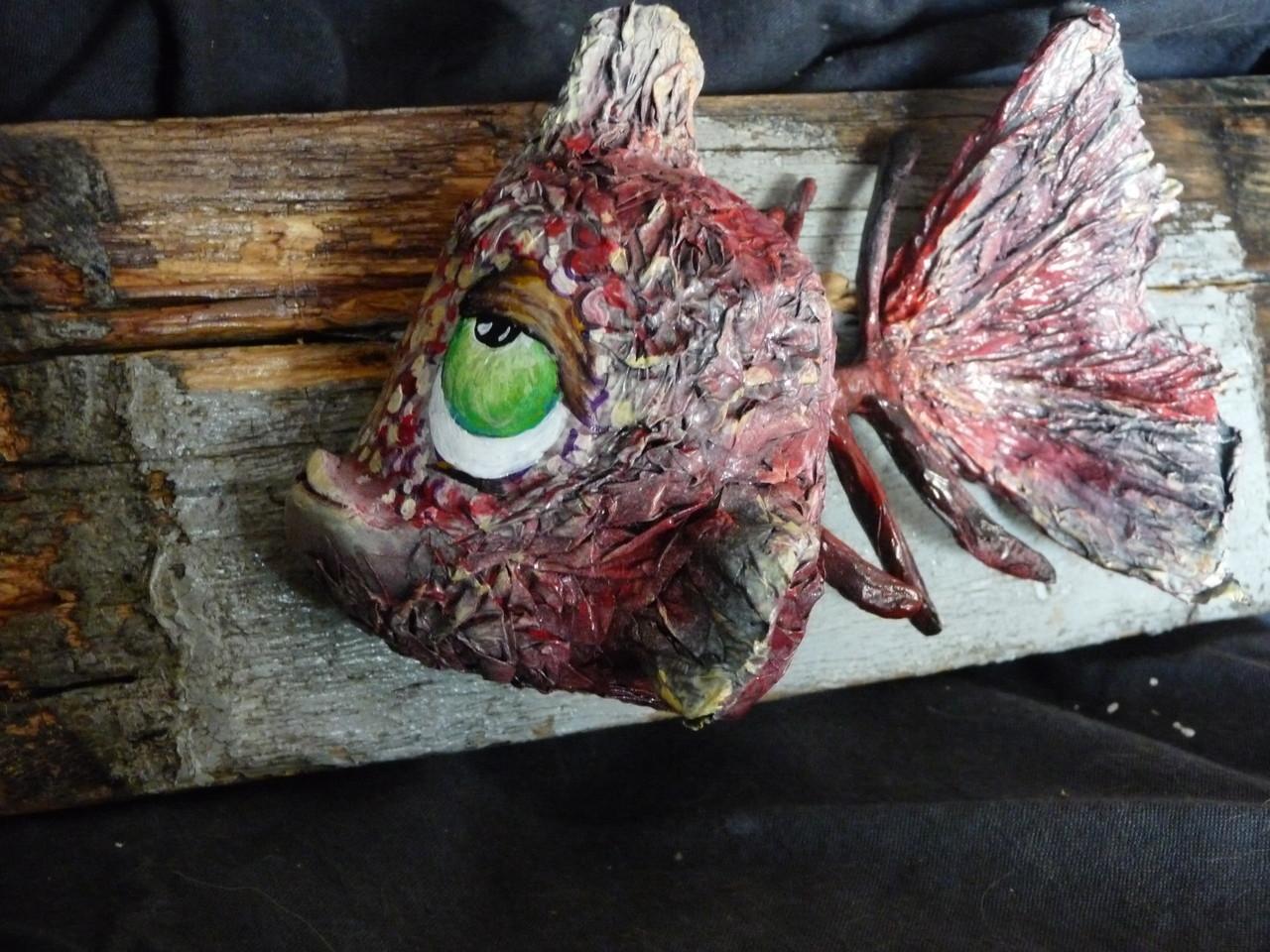 bas relief poisson