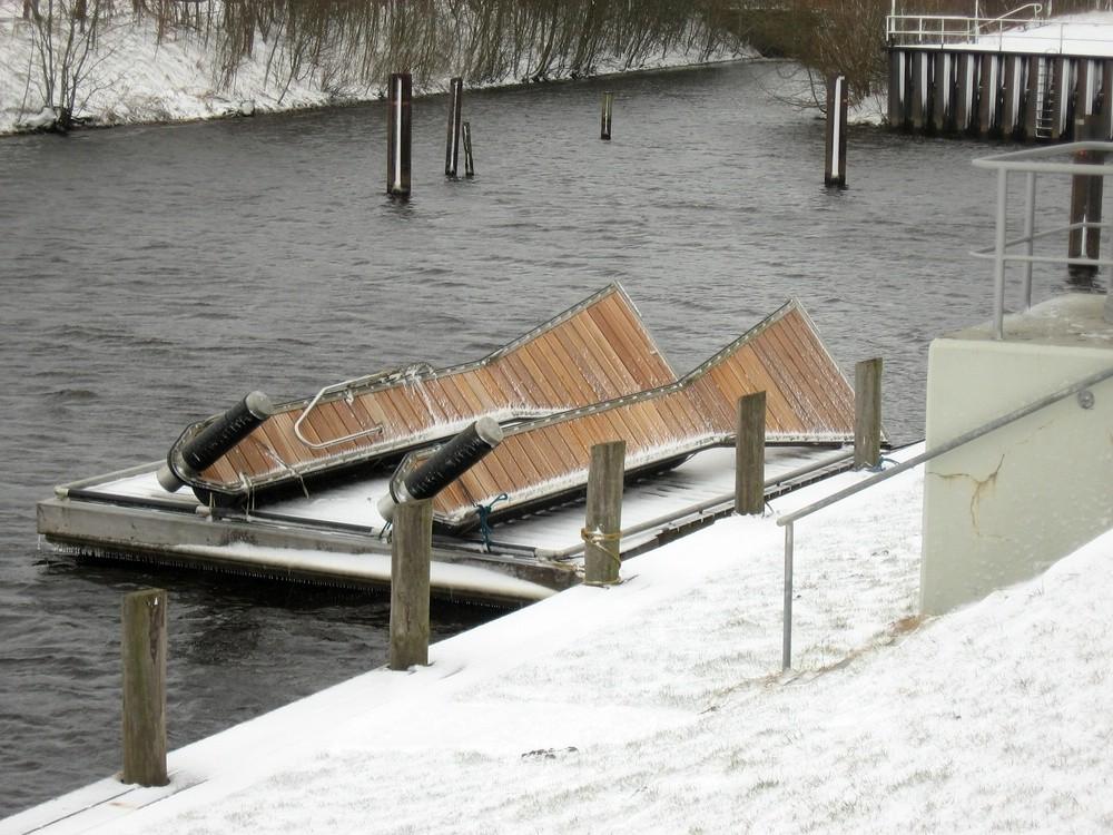 10.03.2013 nur noch 6 Tage bis zum ausbringen der Schlengel in Otterndorf ...