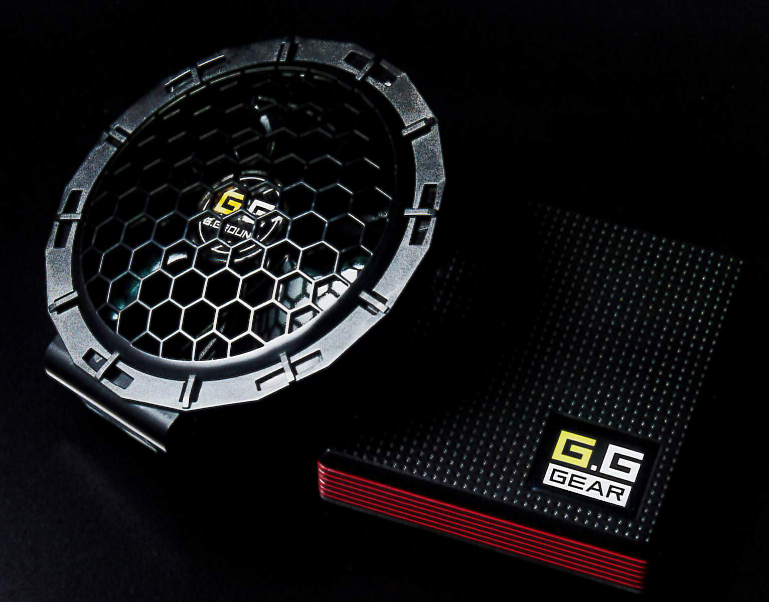 G.GROUND~ジーグランド~18001/18002 ファン・バッテリーセット ¥16,840(税込)