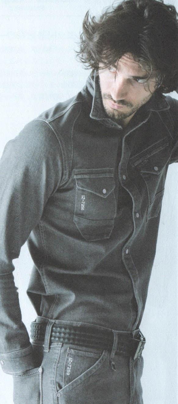 I'Z FRONTER 7250 SERIES~アイズフロンティア~ ワークシャツ ¥3,990(税込)