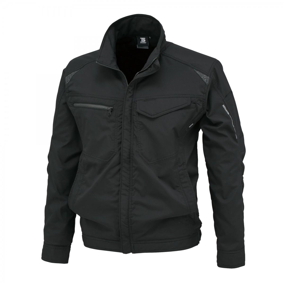 TS DESIGN 84636 ジャケット ¥5,940(税込)95 ブラック