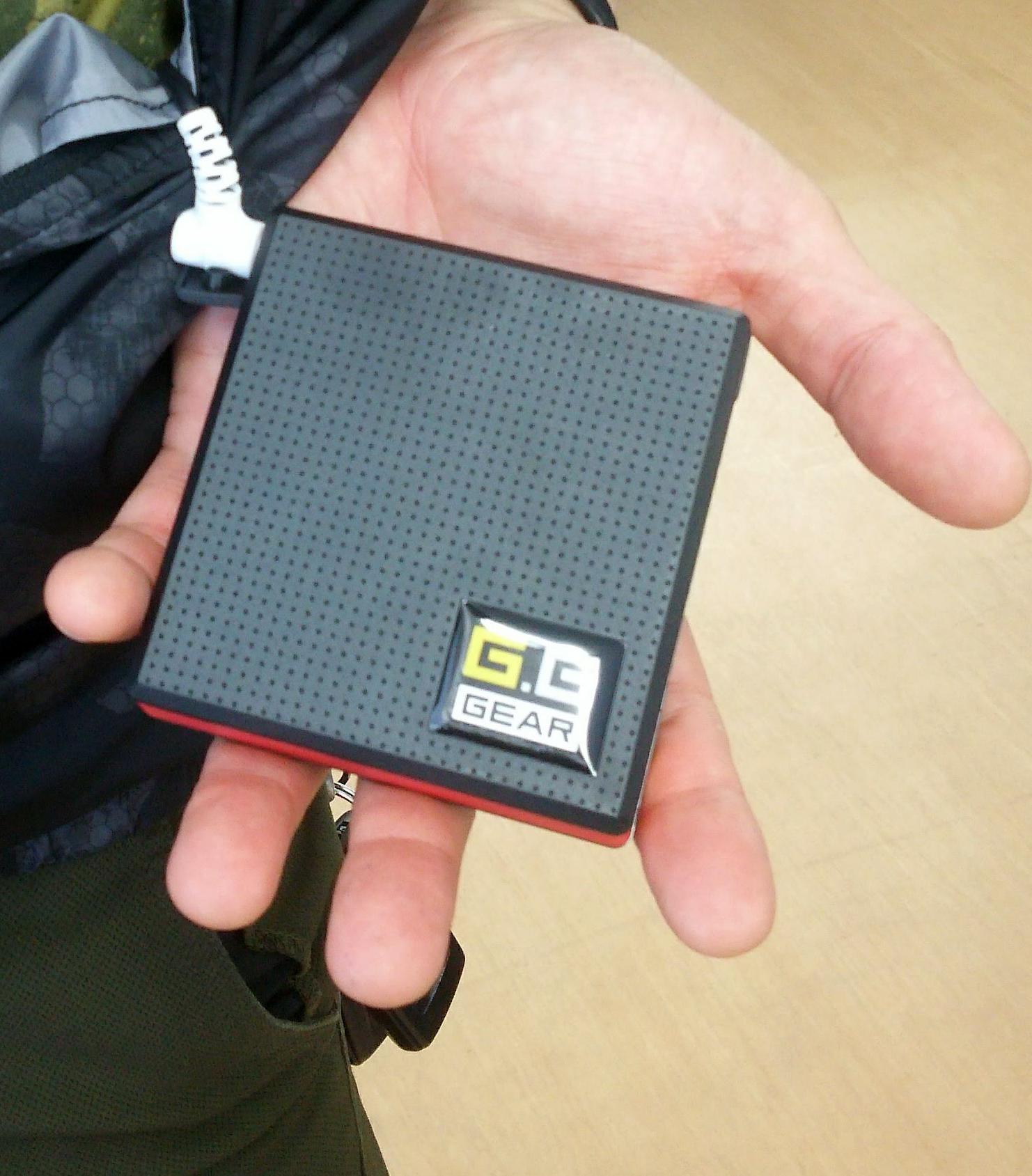 G.GROUND~ジーグランド~18002 小型バッテリー業界最軽量245g