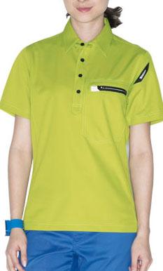 TS DESIGN 81305 ワークニットショートポロシャツ 女性だけでなく、ビックサイズ 6Lサイズもございます。