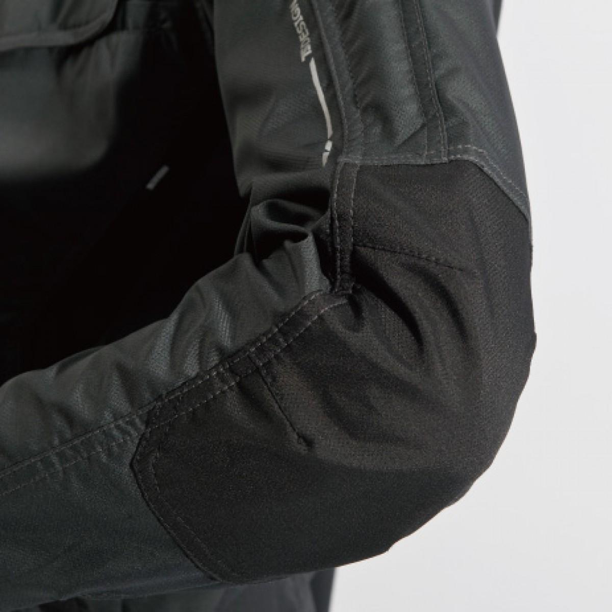TS DESIGN 84636 ジャケット 肘を2重補強してあります。にくいね!!