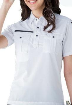 BURTLE~バートル~707 半袖ワークシャツ ¥2,530(税込)女性サイズもございます。
