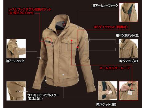 BURTLE~バートル~ 7088 レディースジャケット ★地域1番やしー価格 ¥3,300(税込)